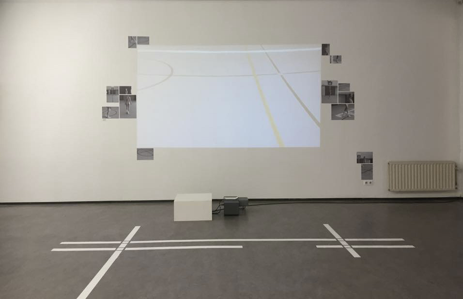 installation view at Hoe Rotter UT Wordt exhibition at SBK-dordrecht, by Lisette Ros
